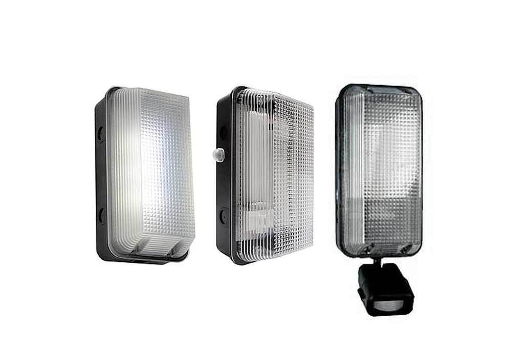 Led vandaalbestendig armatuur INTERLight 8W 4000K IP65