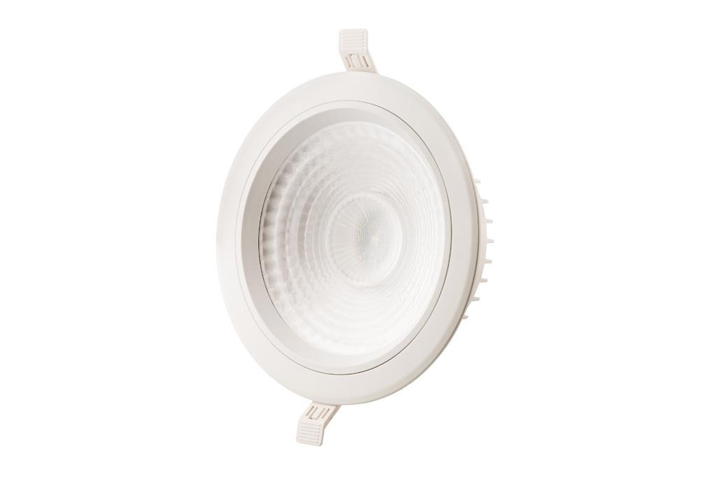 LED Downlight Interlight 22W 90gr wit Camita 3000K