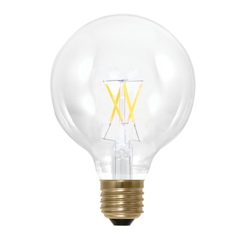 Led Globe lamp 95 Segula E27 3.5W helder dimbaar