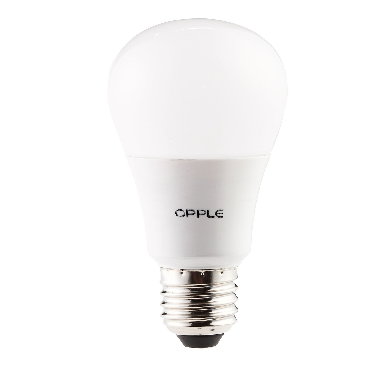 LED Peerlamp Opple E27 6,5W Warm Wit opaal