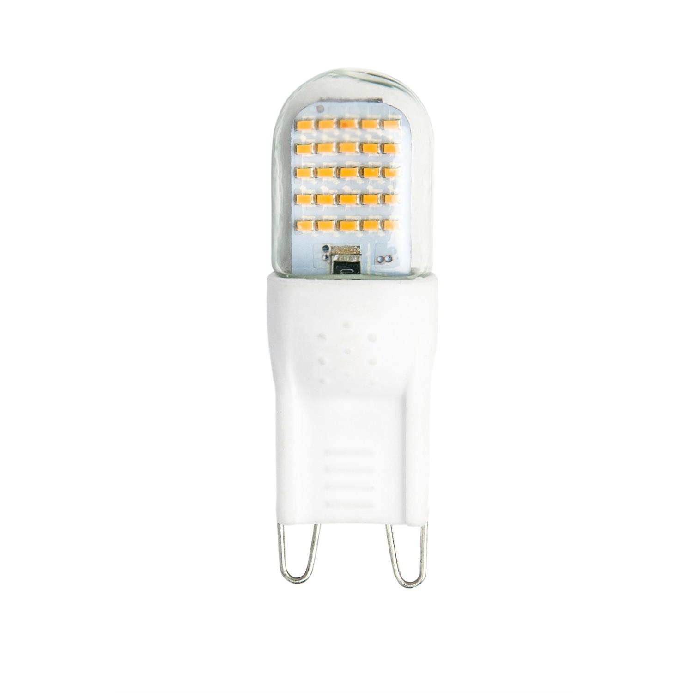LED Burner INTERLight G9 2,6W helder