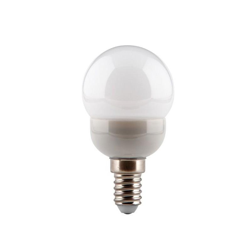LED Kogellamp INTERLight E14 2,5W Wit
